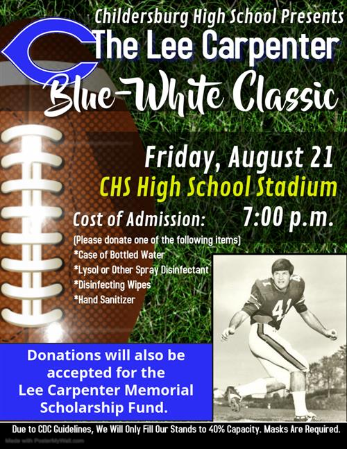 Blue-White Classic Information