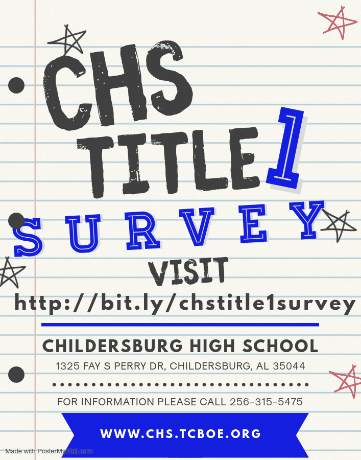 CHS 20-21 Title I Parent Survey