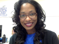 Ms. Vonda Ashley, Math Teacher, Winterboro High School