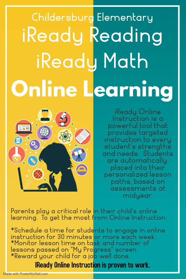 iReady Online Learning