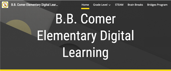 Digital Learning Website