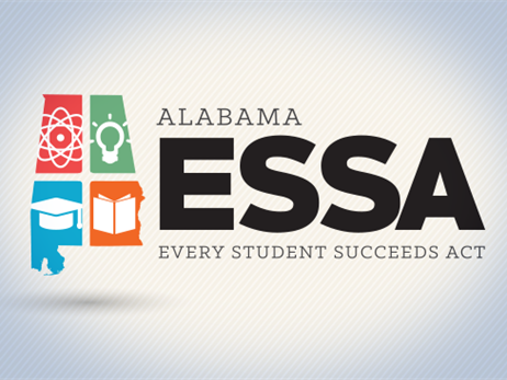 ESSA logo from Alabama State Department of Education